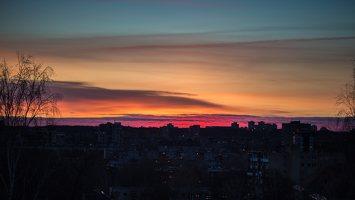 Vilnius · saulėlydis 6064