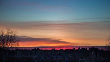 Vilnius · saulėlydis 6065