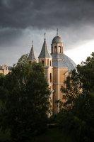 Vilniaus Trinitorių bažnyčia · prieš audrą 8789