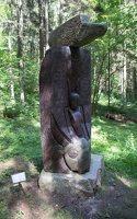 medeina – zuikių dievas · Dalia Matulaitė