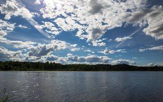 Sirvėtos regioninis parkas · ežeras Ilgys 9246