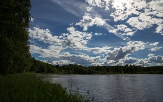 Sirvėtos regioninis parkas · ežeras Ilgys 9248