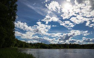 Sirvėtos regioninis parkas · ežeras Ilgys 9249
