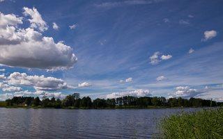 Sirvėtos regioninis parkas · ežeras Ilgys 9252