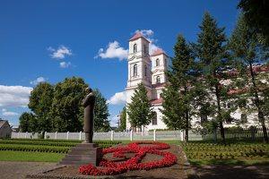Raudondvaris · paminklas Juozui Naujaliui 9443