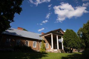 Veliuonos dvaras · dabar čia kraštotyros muziejus 9452