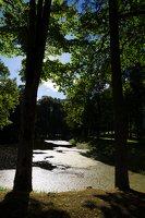 Raudonės pilies parko tvenkinys 9502