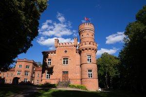 Raudonės pilis 9528