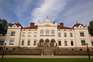 Rokiškio dvaro rūmai 9587