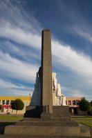 Rokiškis · Lietuvos Nepriklausomybės dešimtmečio paminklas 9616