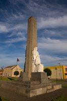 Rokiškis · Lietuvos Nepriklausomybės dešimtmečio paminklas 9617