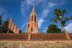 Rokiškio Šv. apaštalo evangelisto Mato bažnyčia 9634