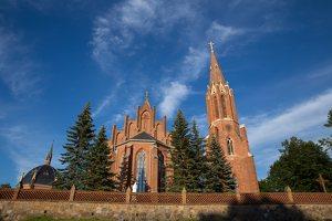 Rokiškio Šv. apaštalo evangelisto Mato bažnyčia 9636