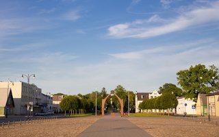 Rokiškis · Nepriklausomybės aikštė 9646
