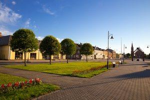 Rokiškis · Nepriklausomybės aikštė 9661