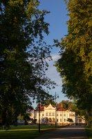 Rokiškio dvaro rūmai · parkas 9713
