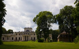 Trakų Vokė · dvaro rūmai 9811