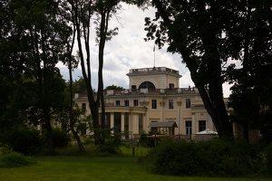 Trakų Vokė · dvaro rūmai 9817