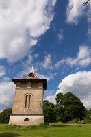 Trakų Vokė · dvaro sodybos bokštas 9860