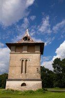 Trakų Vokė · dvaro sodybos bokštas 9861
