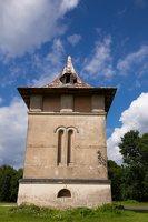 Trakų Vokė · dvaro sodybos bokštas 9862