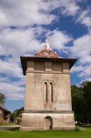 Trakų Vokė · dvaro sodybos bokštas 9863