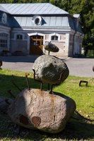 Trakų Vokė · skulptūra 9897