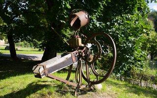 Trakų Vokė · skulptūra 9901