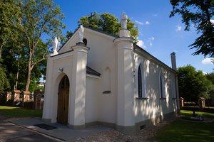 Trakų Vokė · Švenčiausios Mergelės Marijos koplyčia