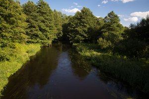 Trakų Vokė · Vokės upė 9937