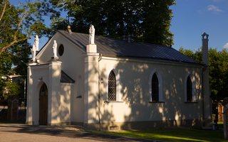 Trakų Vokė · Grafų Tiškevičių koplyčia 9978