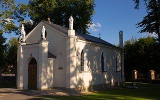 Trakų Vokė · Švenčiausios Mergelės Marijos koplyčia 9980
