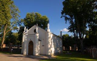 Trakų Vokė · Švenčiausios Mergelės Marijos koplyčia 9981
