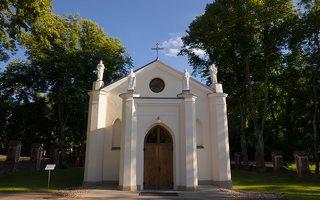 Trakų Vokė · Švenčiausios Mergelės Marijos koplyčia 9984