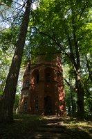 Lentvario dvaras · vandentiekio bokštas 0110