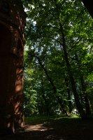 Lentvario dvaras · vandentiekio bokštas 0115