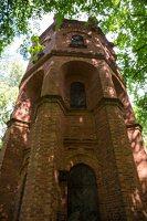 Lentvario dvaras · vandentiekio bokštas 0116