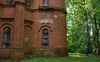 Lentvario dvaras · vandentiekio bokštas 0130