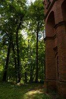 Lentvario dvaras · vandentiekio bokštas 0133