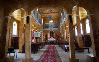 Medininkų Švč. Trejybės ir Šv. Kazimiero bažnyčia 0330