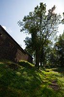 Medininkų pilis · siena 0331