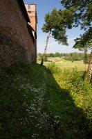 Medininkų pilis · siena 0358