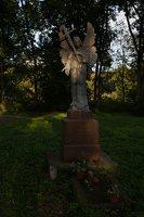 Liubavo angelas · Stefanios Slizniowos ir Teklos Rzewuskos kapo paminklo rekonstrukcija 0909