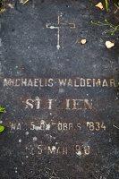 Liubavo dvaras · MICHAELIS - WALDEMAR SLIZIEN antkapis 0914