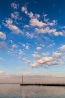 Juodkrantė · debesys 2123