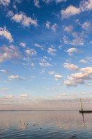 Juodkrantė · debesys 2124
