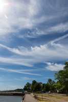 Juodkrantė · debesys 2549