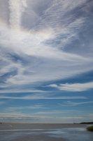 Juodkrantė · debesys, halo 2580