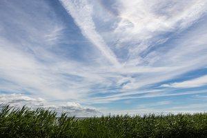 Juodkrantė · debesys 2587
