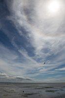 Juodkrantė · debesys, halo 2593
